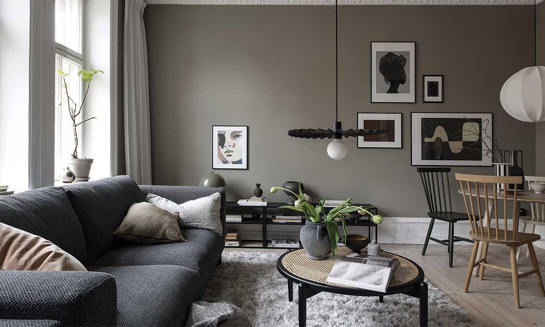 Los mejores cojines para combinar con un sofá de color gris