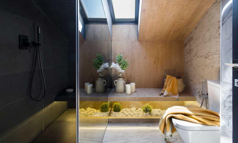 Ideas para conseguir un cuarto de baño funcional, bonito y muy 'wellness'