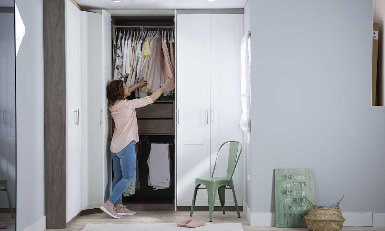 Armarios empotrados: 10 motivos por los que tu casa los necesita (y tú también)