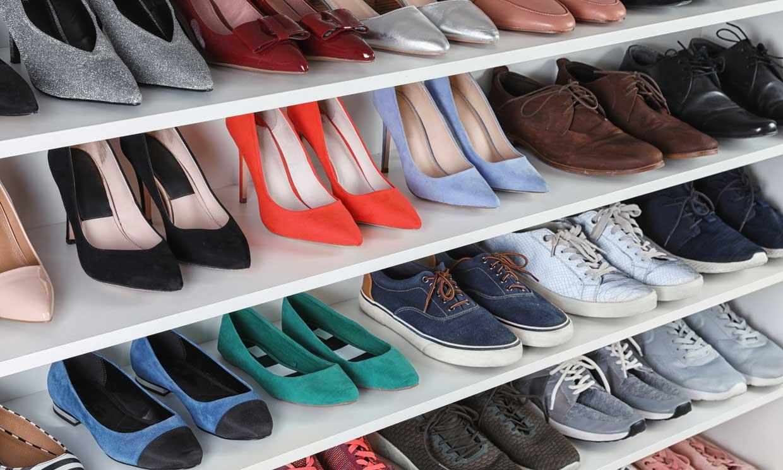 Cómo organizar y guardar los zapatos de invierno en 4 sencillos pasos