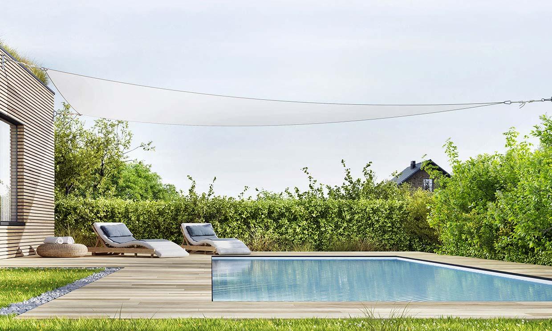 Apuesta por estas ideas de paisajismo para la zona de la piscina