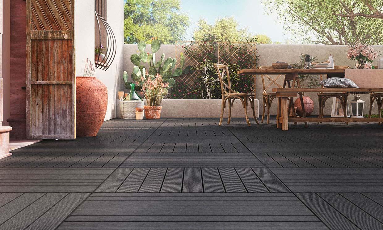 Instala un suelo de composite en la terraza o la piscina y disfruta de todas sus ventajas