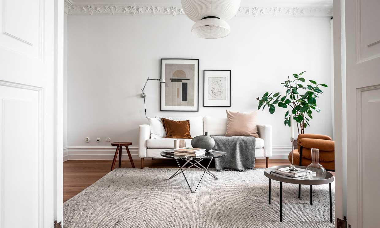 Dilema: ¿compro un sofá claro?