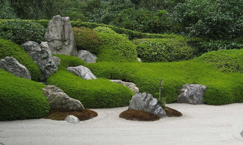 Todas las claves para diseñar un jardín zen