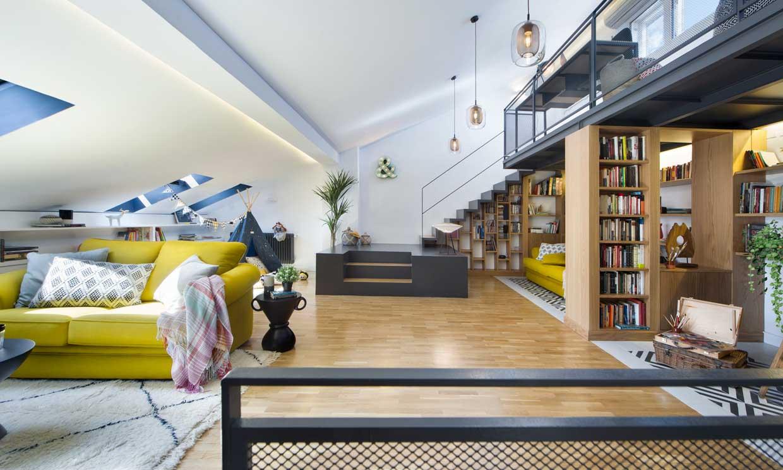 Soluciones ingeniosas para apartamentos o pisos pequeños