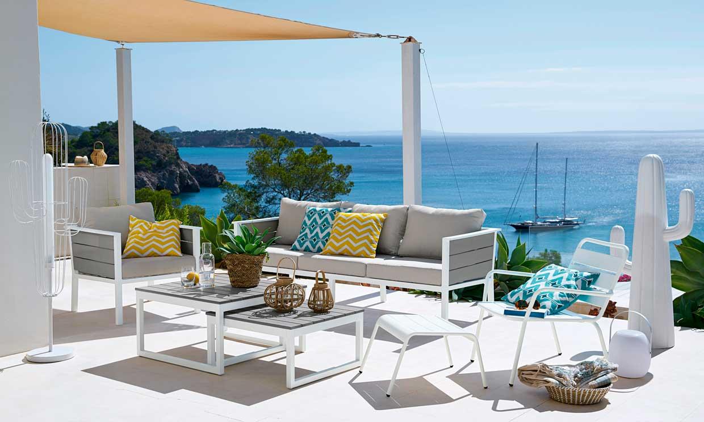Resolvemos todas tus dudas sobre cuál es el mejor material para los muebles de jardín