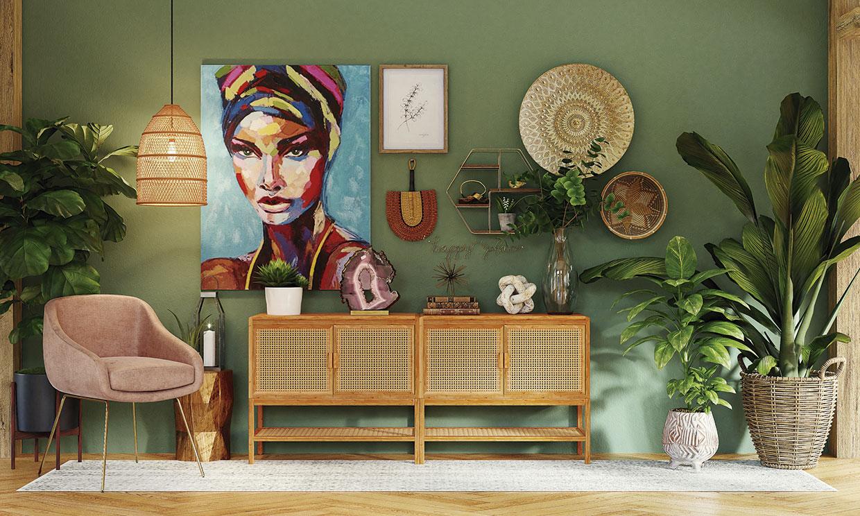 Colores (más allá del blanco) con los que pintar las paredes de tu casa