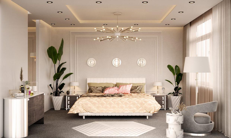 ¿Sabes cómo elegir la mejor iluminación para el dormitorio?
