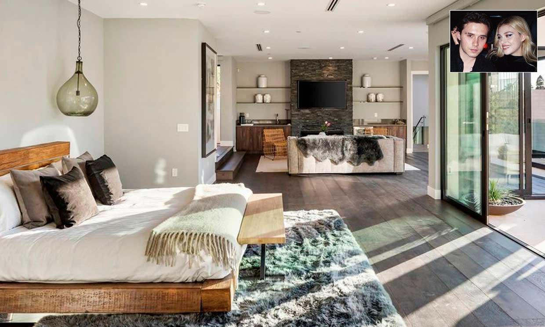 Descubre cómo es la mansión que Brooklyn Beckham ha comprado con su prometida Nicola Peltz