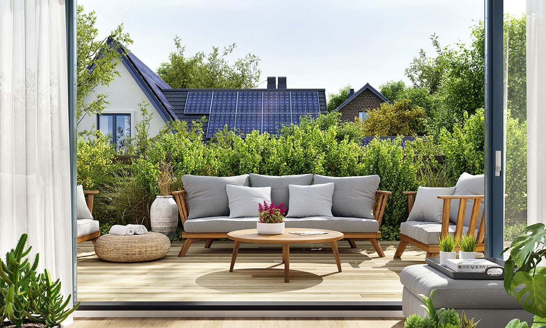 Cómo regar las plantas de la terraza este verano
