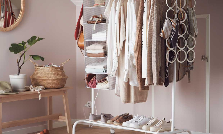 9 'tips' para que tu armario abierto no tenga nada que envidiar a uno cerrado