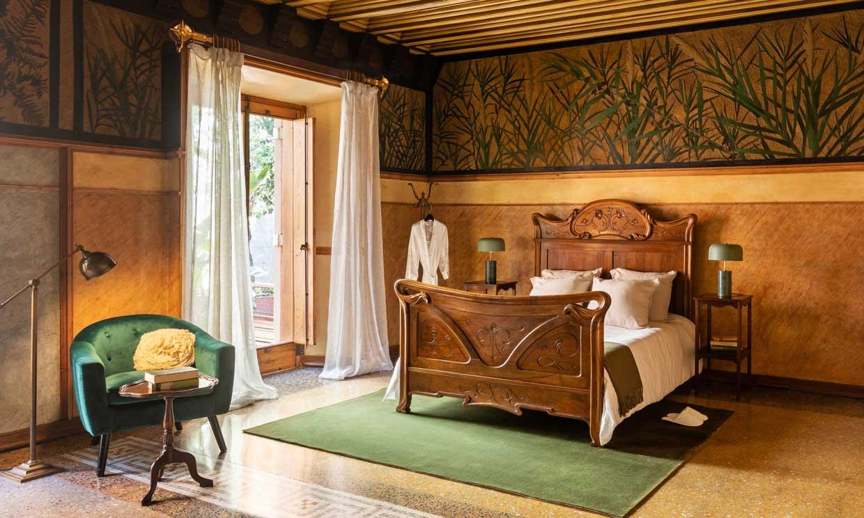 ¿Te imaginas dormir una noche en la Casa Vicens de Gaudí?