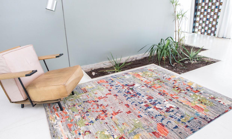 Nuevas gráficas y elementos decorativos en las alfombras
