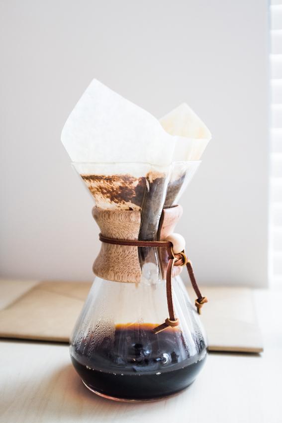 Los posos de café son un buen fertilizante de plantas