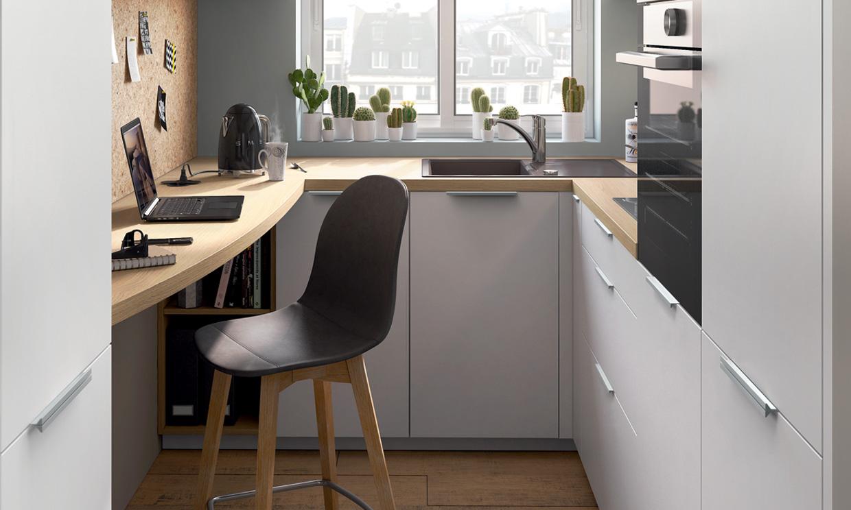 Elementos que jamás pensarías que cabrían en una cocina pequeña