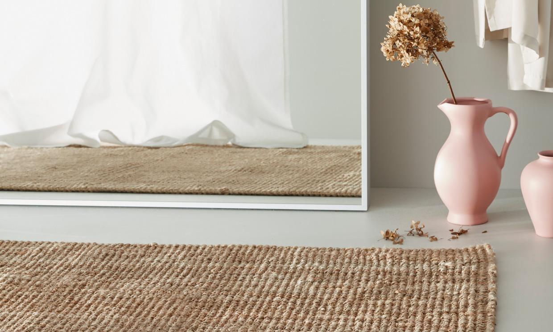Los mejores materiales para las alfombras