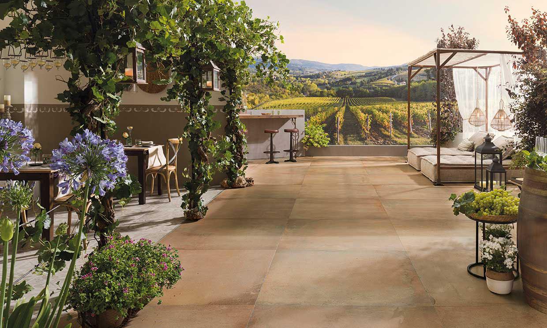 Claves para recrear en casa un atardecer de la Toscana