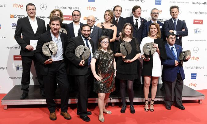 'Campeones', la gran vencedora: no te pierdas todos los detalles de la gala