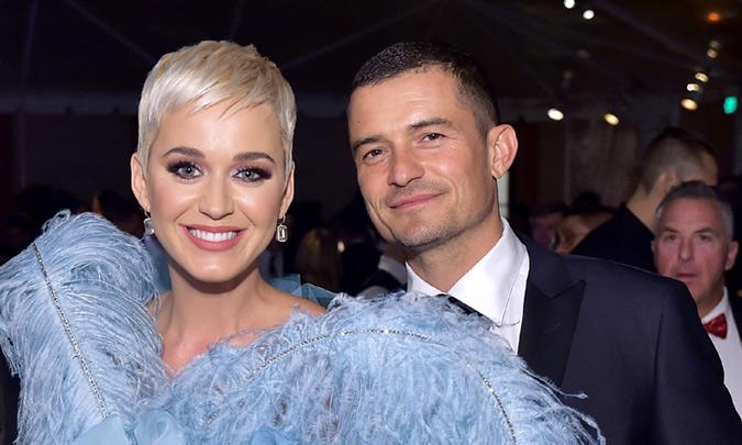 La romántica felicitación de Katy Perry a Orlando Bloom por su 42 cumpleaños