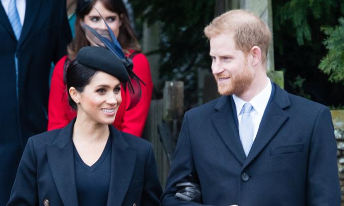 ¿Los duques de Sussex esperan niño o niña? El pueblo británico ha hablado