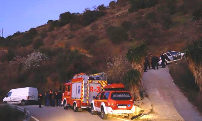 Crece la angustia en Totalán (Málaga): sin rastro del niño que se cayó al pozo tras toda la noche buscando