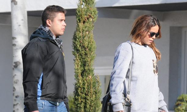 Ortega Cano se reencuentra con sus hijos en su casa de Madrid