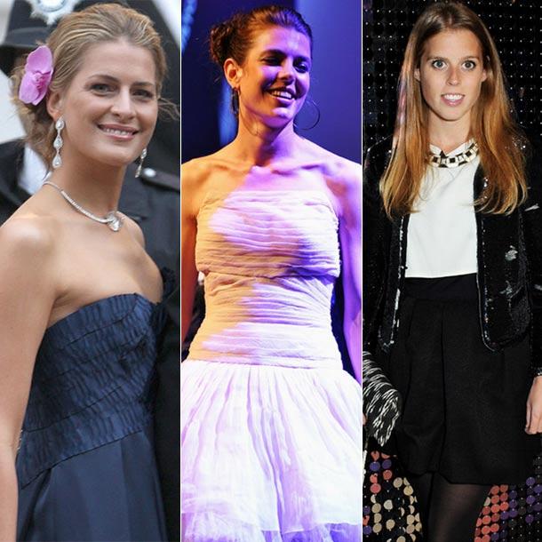 Tatiana de Grecia, Carlota Casiraghi, Beatriz de York... las Princesas no herederas también reinan