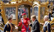 Los Reyes de Holanda presiden el solemne 'Día del Príncipe'