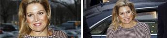 Máxima de Holanda reaparece tras la abdicación de la reina Beatriz