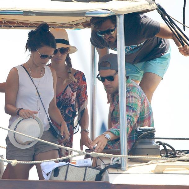 Carlos Felipe de Suecia y su 'sirena', Sofia Hellqvist, también eligen Ibiza para sus vacaciones
