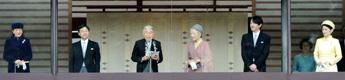 Akihito de Japón cumple 79 años entre el calor de su familia y sus conciudadanos