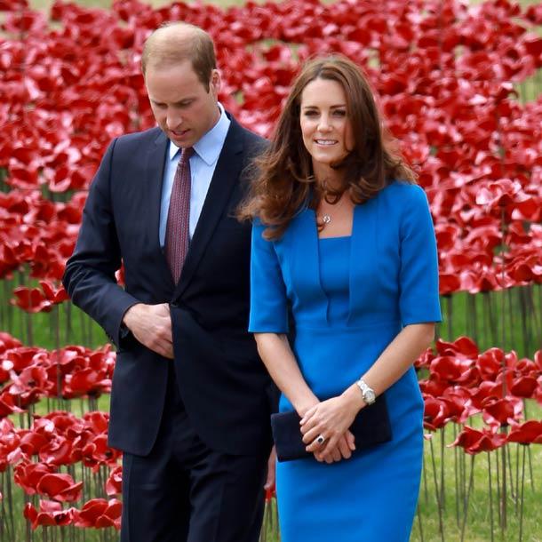 Los Duques de Cambridge serán padres por segunda vez