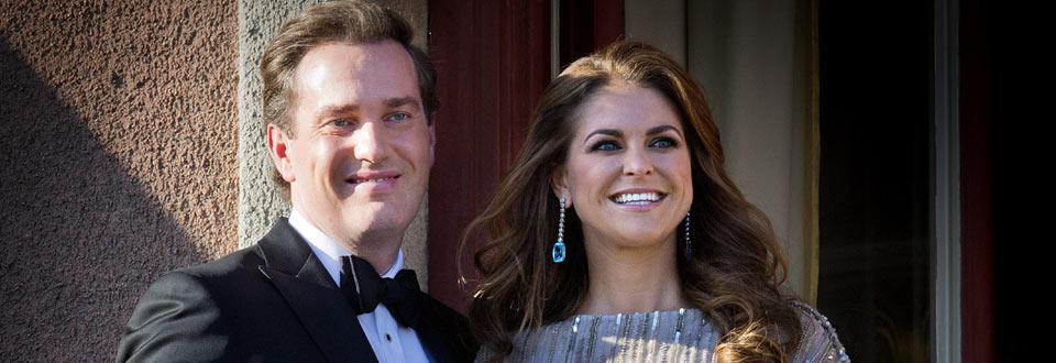 La princesa Magdalena y Chris O'Neill han sido padres de una niña