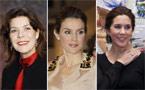 Mary de Dinamarca, Carolina de Mónaco y la princesa Letizia pintan su agenda de 'glamour' por amor al arte