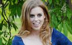 Beatriz de York saluda como una Princesa y posa como toda una 'celebrity'
