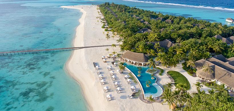 Hoteles gu a de los mejores hoteles y alojamientos for Mejores resorts maldives