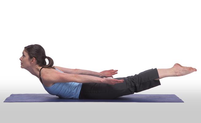 Cómo fortalecer tu espalda