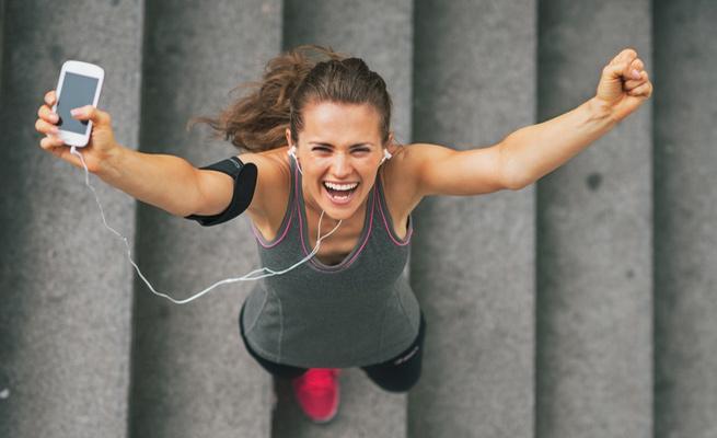 Aplicaciones para hacer ejercicio y adelgazar