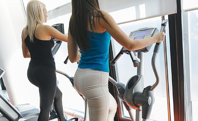 Como se usa la eliptica para bajar de peso