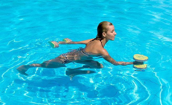 natacion entrenamiento adelgazar la cara