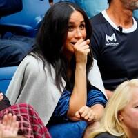 Meghan Markle viaja a Estados Unidos para apoyar a su amiga Serena Williams