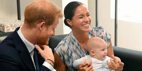 Meghan Markle pasará el día de Acción de Gracias junto al príncipe Harry y su hijo Archie en Estados Unidos