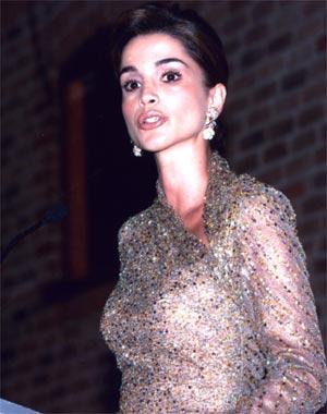 La Reina Rania, premiada por su acción contra el tabaquismo