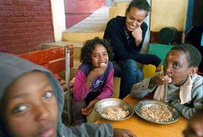 Liya Kebede colabora con el Día Mundial de la Salud