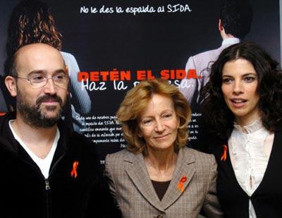 1 de diciembre: 'No le des la espalda al sida'