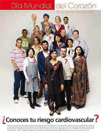 Se celebra el Día Mundial del Corazón