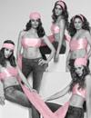 Cinco madrinas de lujo contra el cáncer de mama
