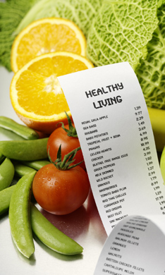 La lista de la compra más sana