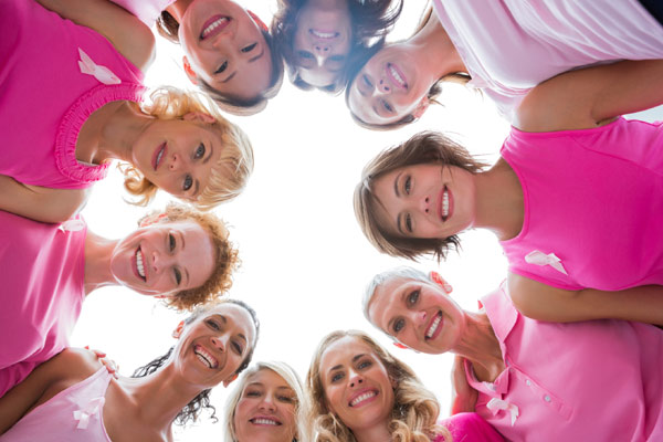 Frente al cáncer de mama, ¡no bajes la guardia!