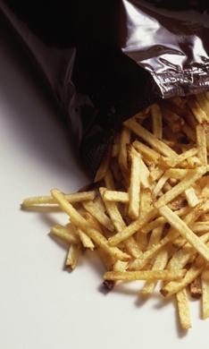 5 alimentos que no deberías comer en exceso